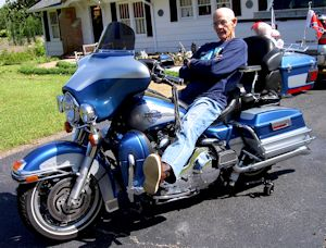 Jerry Phillips - GENI Harley Touring